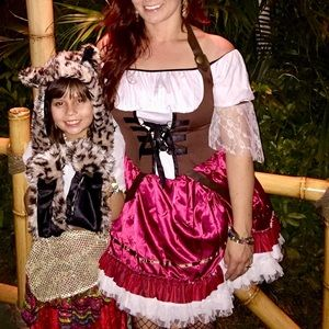 EUC Women's Little Red Riding Hood Costume